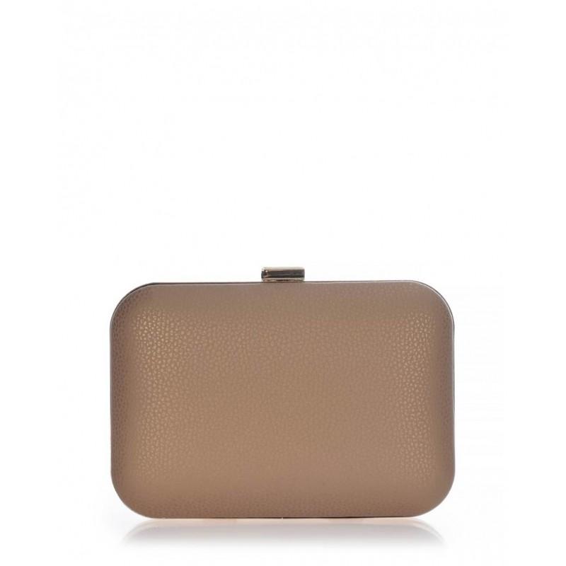 Clutch bag χρυσό ματ Veta 4002-56 Βραδινά 4002-56