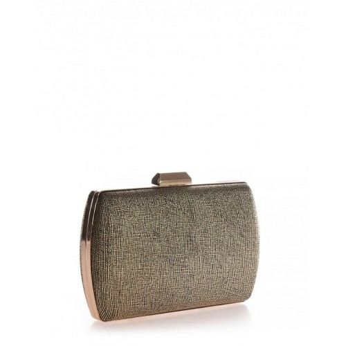 Clutch bag χρυσό Veta 4012-56 Βραδινά 4012-56