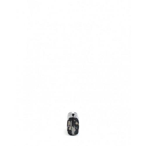 Βραδινό τσαντάκι DOCA μαύρο δερματίνη 15366 Βραδινά 15366